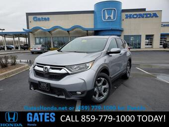 2017_Honda_CR-V_EX-L AWD_ Richmond KY