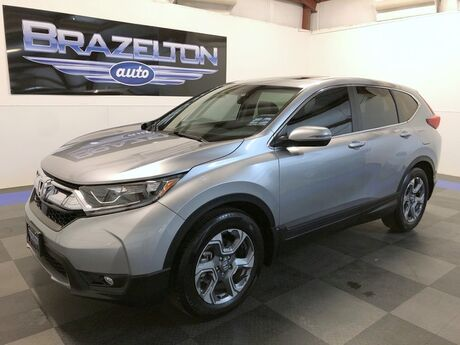 2017 Honda CR-V EX-L Houston TX