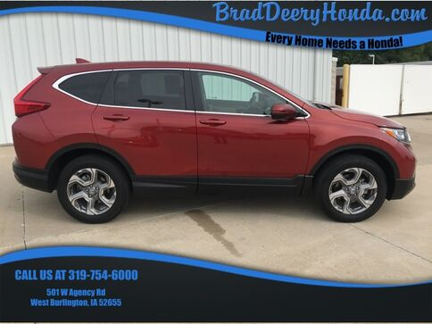 2017_Honda_CR-V_EX-L_ West Burlington IA