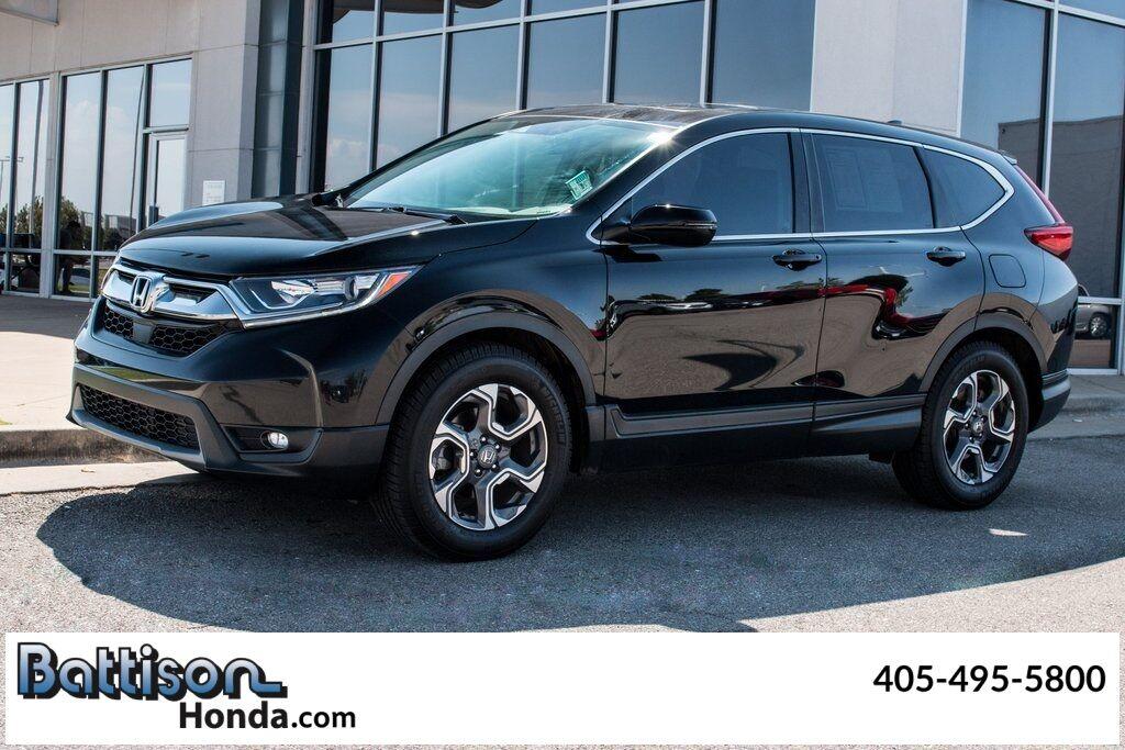 2017_Honda_CR-V_EX_ Oklahoma City OK