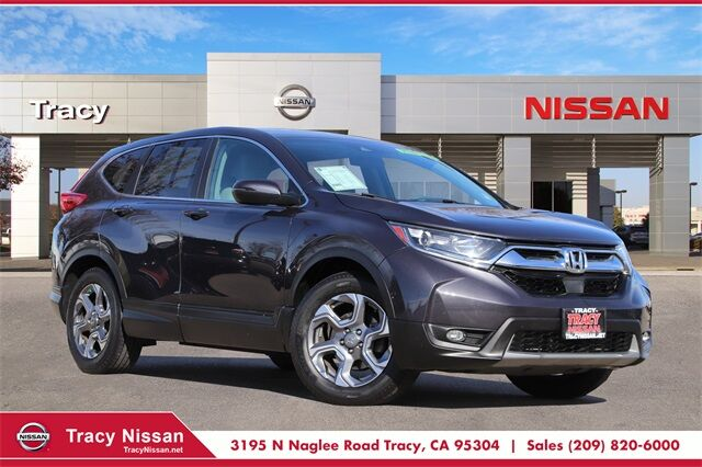 2017 Honda CR-V EX Tracy CA