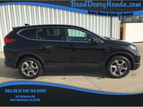 2017_Honda_CR-V_EX_ West Burlington IA