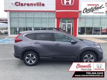2017_Honda_CR-V_LX  - Certified - $156 B/W_ Clarenville NL