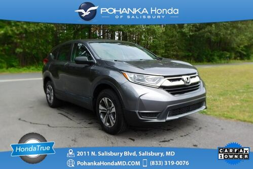 2017_Honda_CR-V_LX AWD ** Honda True Certified 7 Year / 100,000  **_ Salisbury MD