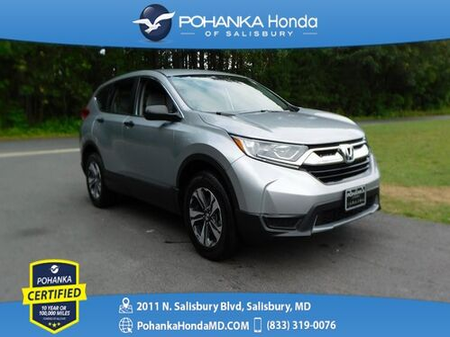 2017_Honda_CR-V_LX AWD ** Honda True Certified 7 Year / 100,000  **_ Salisbury MD
