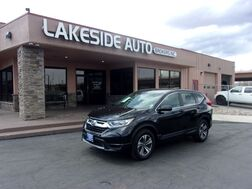 2017_Honda_CR-V_LX AWD_ Colorado Springs CO