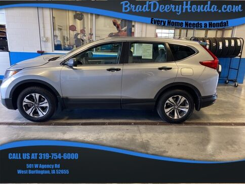 2017_Honda_CR-V_LX_ West Burlington IA