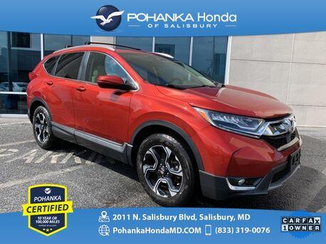 2017_Honda_CR-V_Touring ** Pohanka Certified 10 Year / 100,000  **_ Salisbury MD