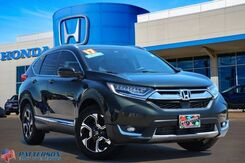 2017_Honda_CR-V_Touring_ Wichita Falls TX