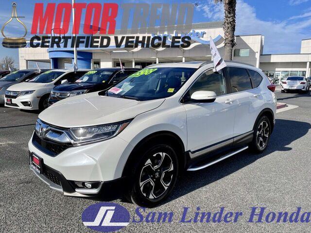 2017 Honda CR-V Touring 2WD Salinas CA