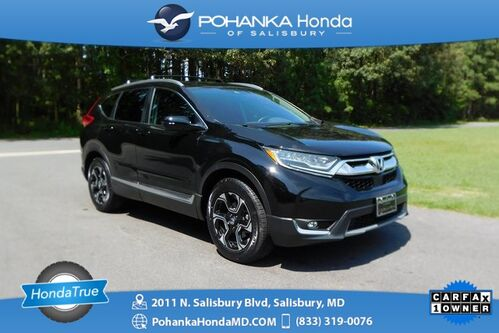 2017_Honda_CR-V_Touring AWD ** Honda True Certified 7 Year / 100,000  **_ Salisbury MD
