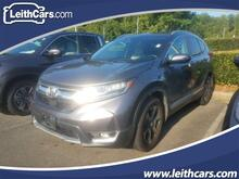 2017_Honda_CR-V_Touring AWD_ Cary NC