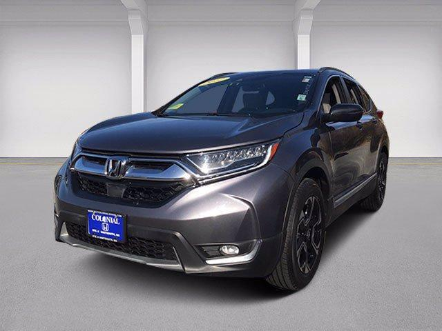 2017 Honda CR-V Touring AWD Dartmouth MA