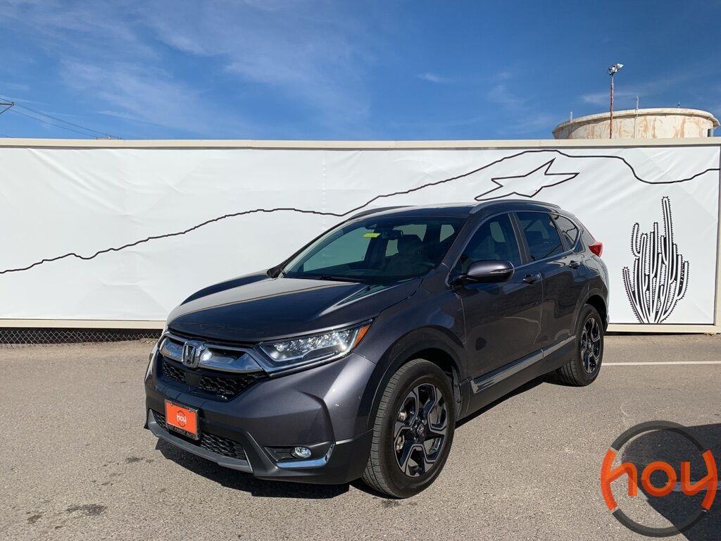 used 2017 honda cr v touring awd in el paso tx. Black Bedroom Furniture Sets. Home Design Ideas