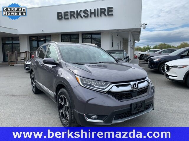 2017 Honda CR-V Touring Pittsfield MA