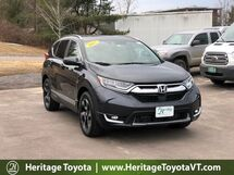 2017 Honda CR-V Touring South Burlington VT