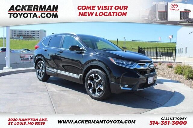2017 Honda CR-V Touring St. Louis MO