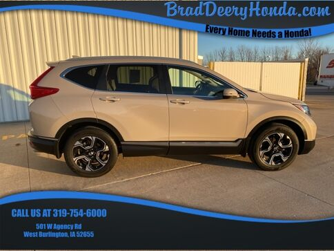 2017_Honda_CR-V_Touring_ West Burlington IA