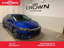 2017_Honda_Civic Coupe_2dr CVT EX-T w/***24th ANNUAL VICTORIA DAY SALE***/Honda Sensing_ Winnipeg MB