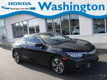 2017_Honda_Civic Coupe_EX-T CVT_ Washington PA