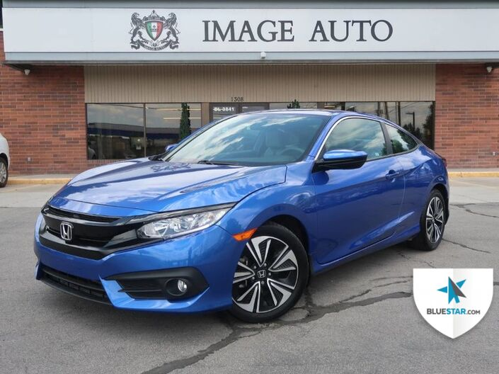 2017 Honda Civic Coupe EX-T West Jordan UT