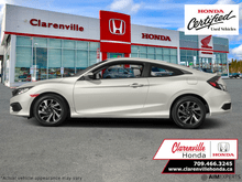 2017_Honda_Civic Coupe_LX  - Certified - Bluetooth - $122 B/W_ Clarenville NL