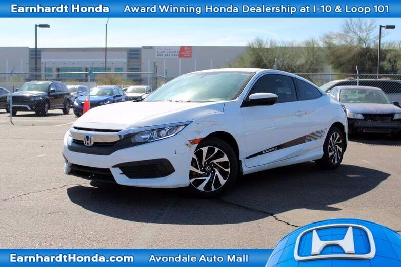 2017 Honda Civic Coupe LX Avondale AZ