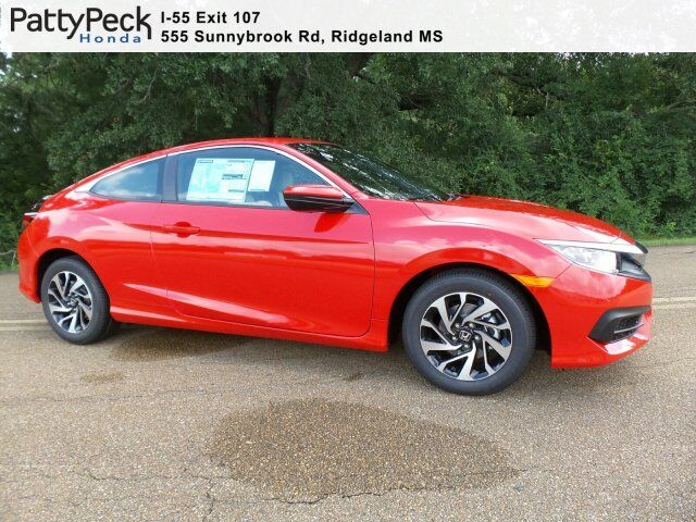 2017 Honda Civic Coupe LX FWD Jackson MS