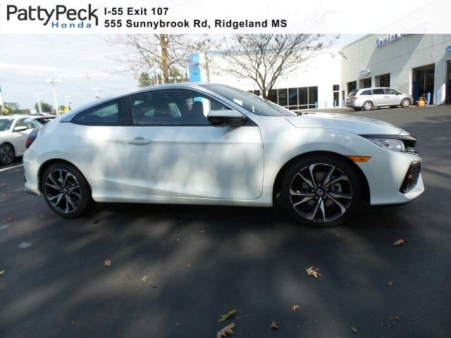 2017 Honda Civic Coupe Si FWD Jackson MS