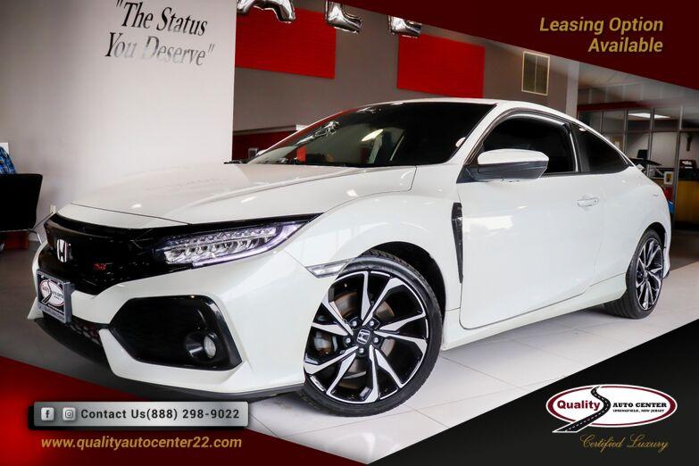 2017 Honda Civic Coupe Si Springfield NJ