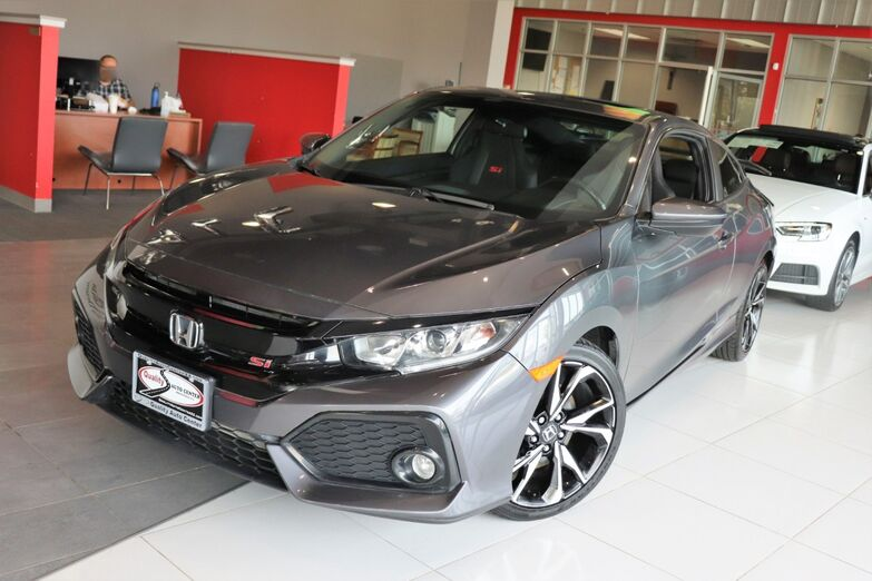 2017 Honda Civic Coupe Si Sunroof 1 Owner Springfield NJ