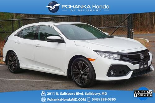 2017_Honda_Civic_EX ** 1 OWNER ** HONDA CERTIFIED 7 Year / 100,000 **_ Salisbury MD