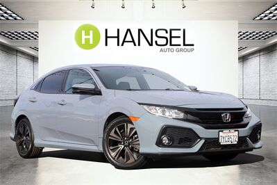2017_Honda_Civic_EX_ Santa Rosa CA