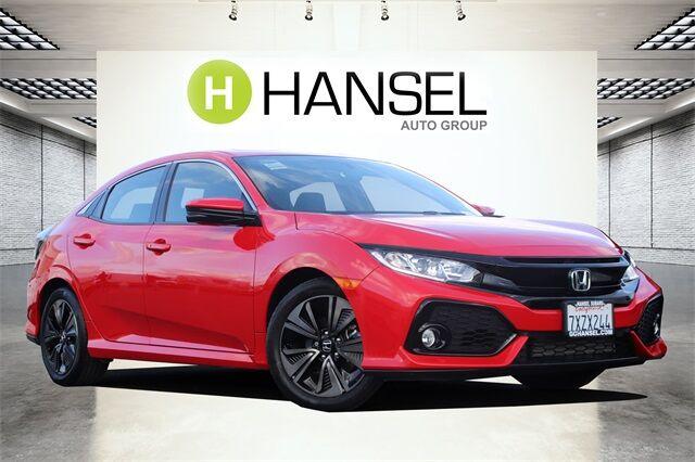 2017 Honda Civic EX Santa Rosa CA