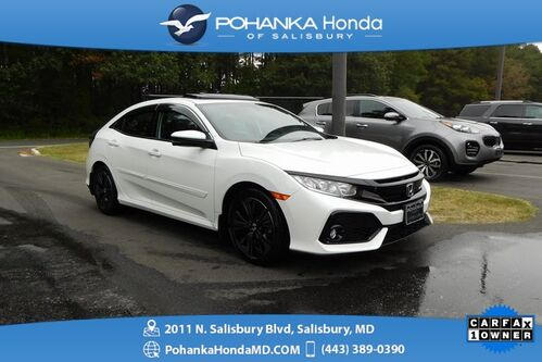 2017_Honda_Civic_EX  ** Honda True Certified 7 Year / 100,000  **_ Salisbury MD