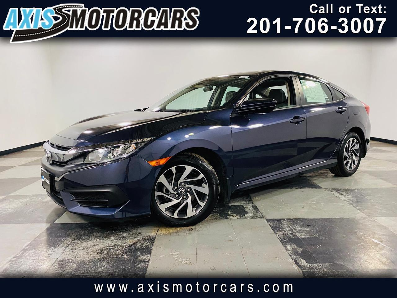 2017 Honda Civic EX CVT Jersey City NJ