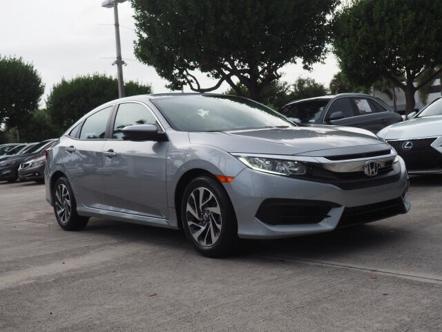 2017 Honda Civic EX Delray Beach FL