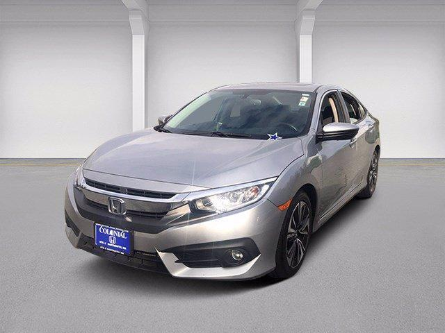 2017 Honda Civic EX-L CVT Dartmouth MA