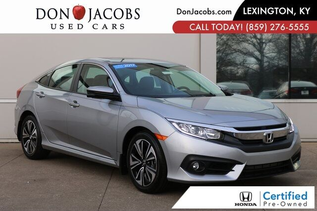 2017 Honda Civic EX-L Lexington KY