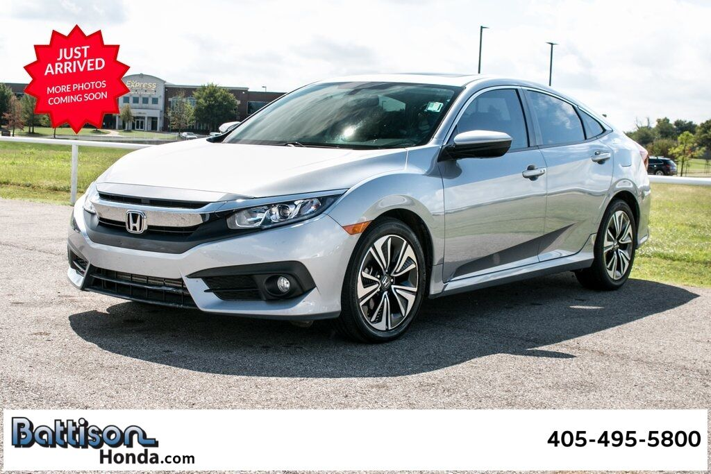 2017_Honda_Civic_EX-L_ Oklahoma City OK