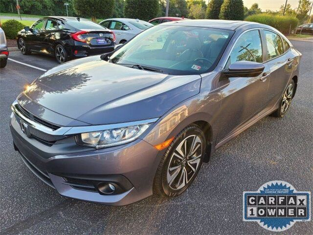 2017 Honda Civic EX-L Williamsburg VA