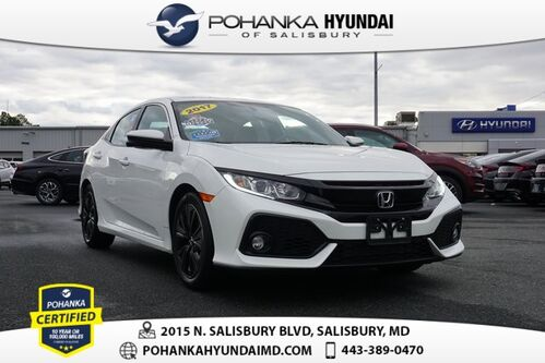 2017_Honda_Civic_EX-L w/Navigation **ONE OWNER**_ Salisbury MD