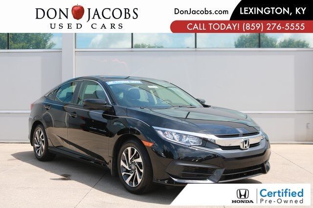 2017 Honda Civic EX Lexington KY