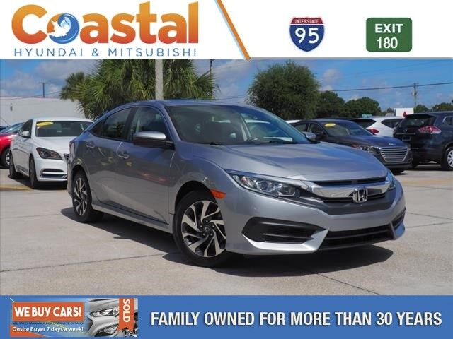 2017 Honda Civic EX Melbourne FL