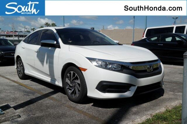 2017 Honda Civic EX Miami FL