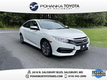 2017_Honda_Civic_EX_ Salisbury MD