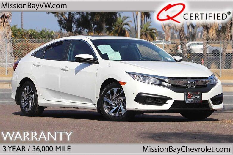 2017 Honda Civic EX San Diego CA