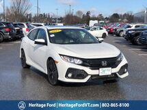 2017 Honda Civic EX South Burlington VT