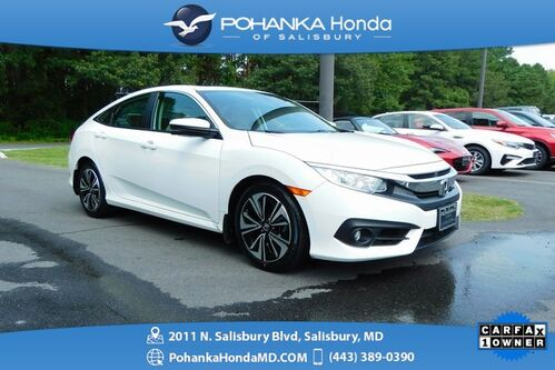 2017_Honda_Civic_EX-T ** ONE OWNER ** GUARANTEED FINANCING **_ Salisbury MD
