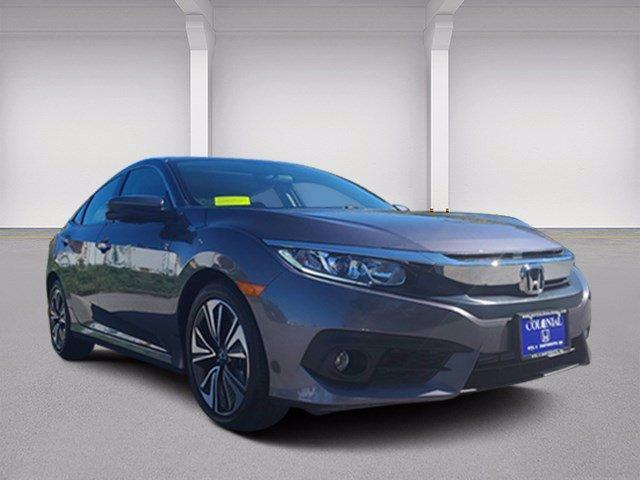 2017 Honda Civic EX-T CVT Dartmouth MA
